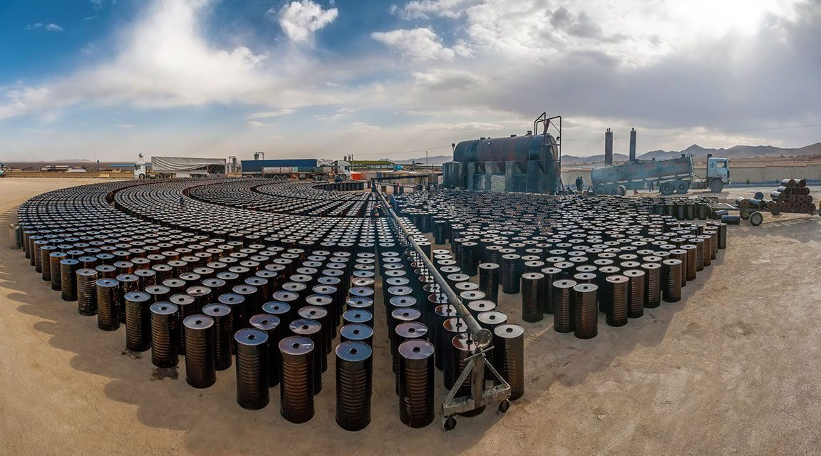 MEED | Iraq exported 3.33 million barrels a-day of crude oil in April